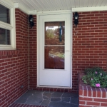 Front door - Completed