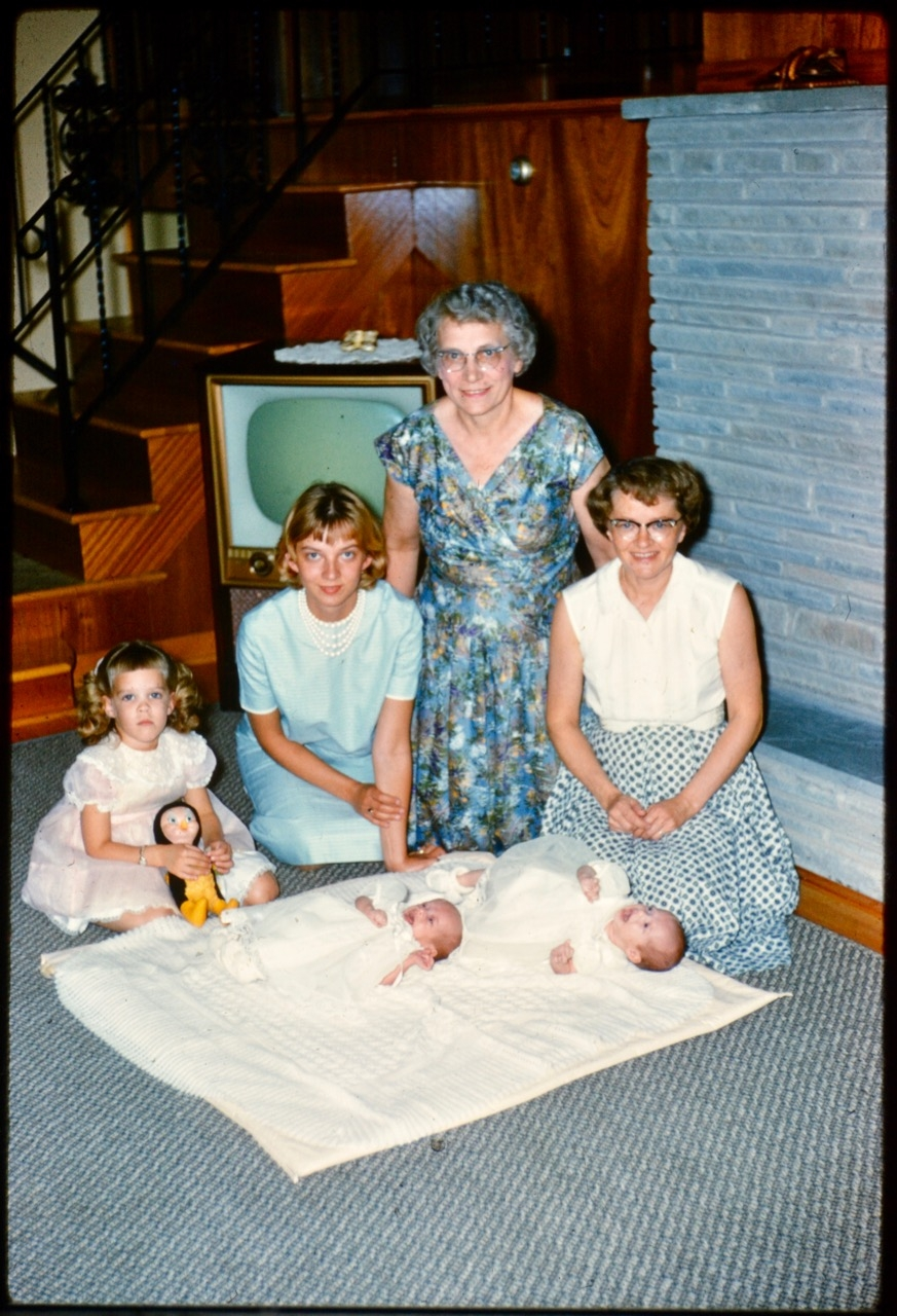 Great Aunt Grace and Family