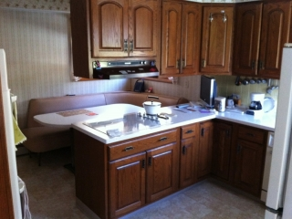 Before - From Kitchen