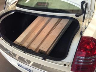Lumber Loaded