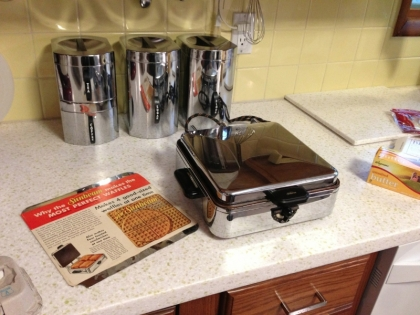 waffle-iron